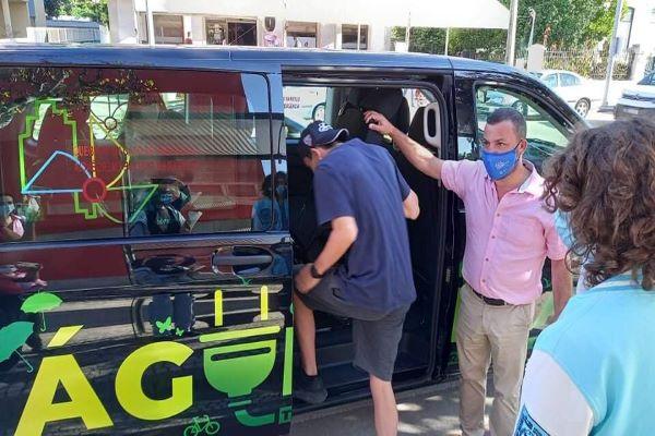 MobeÁgueda – Transporte a Pedido de Águeda durante a Semana Europeia da Mobilidade