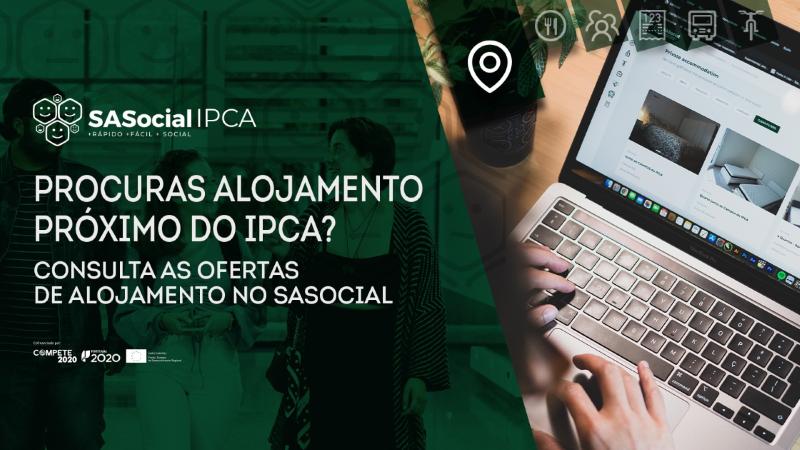 Estudantes do IPCA já podem encontrar alojamento de forma mais eficaz