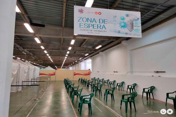 Silves | CENTRO MUNICIPAL DE VACINAÇÃO COVID-19 EM SILVES REABRE DIA 20 DE OUTUBRO