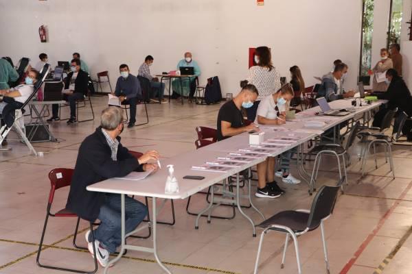 Cacia é solidária: 66 candidatos à dádiva de sangue