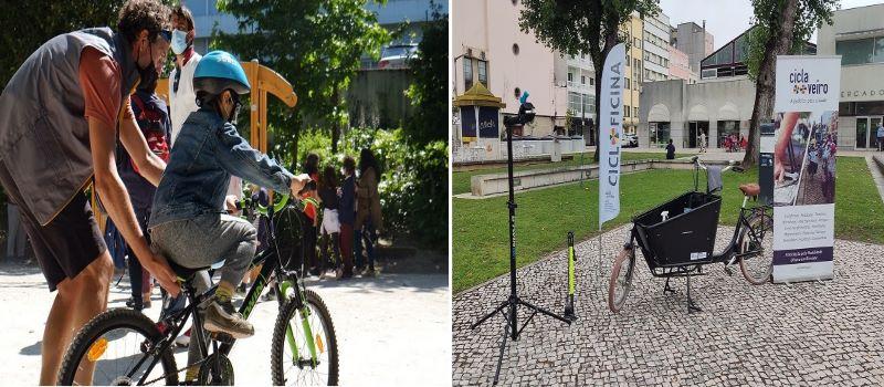 Neste sábado: CICLAVEIRO – Associação pela Mobilidade Urbana em Bicicleta