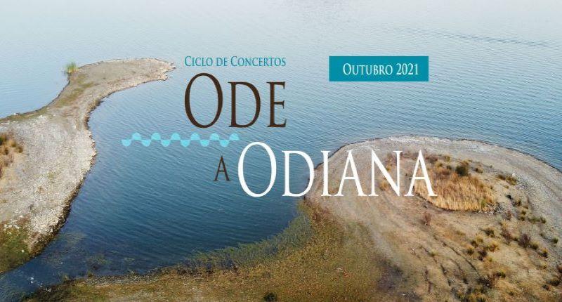 """Ciclo de concertos """"Ode a Odiana"""" em Reguengos de Monsaraz"""