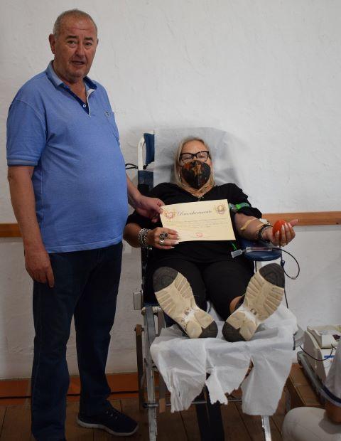 Portalegre   Arronches agrega 29 dadores de sangue