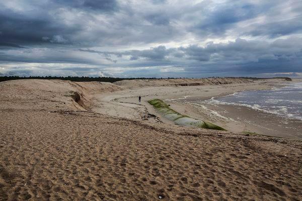A problemática da erosão costeira em Portugal
