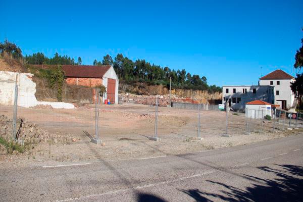 Proença-a-Nova   Construção da Área de Acolhimento Empresarial de Vale Porco em curso