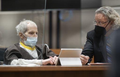 Robert Durst condenado a prisão perpétua por matar melhor amiga
