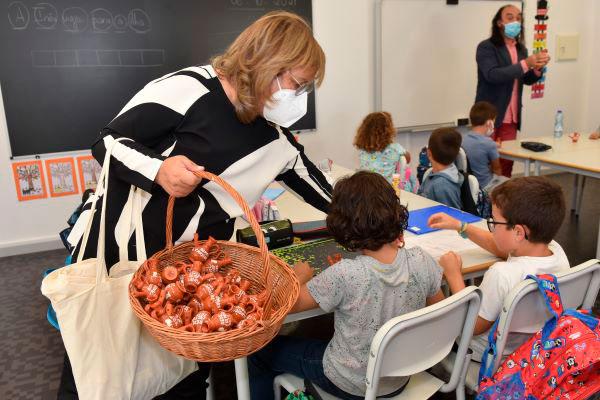 Leiria | Dia da Música celebrado com Cantarinhas: De pequenino se abraça o sonho de ser Capital Europeia da Cultura