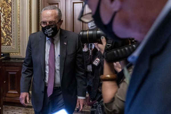 BREAKING NEWS: Senate leaders strike deal on short-term debt limit patch