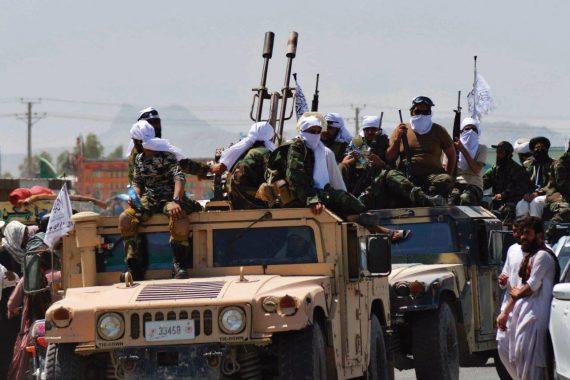 A entrega do Afeganistão e o castigo providencial