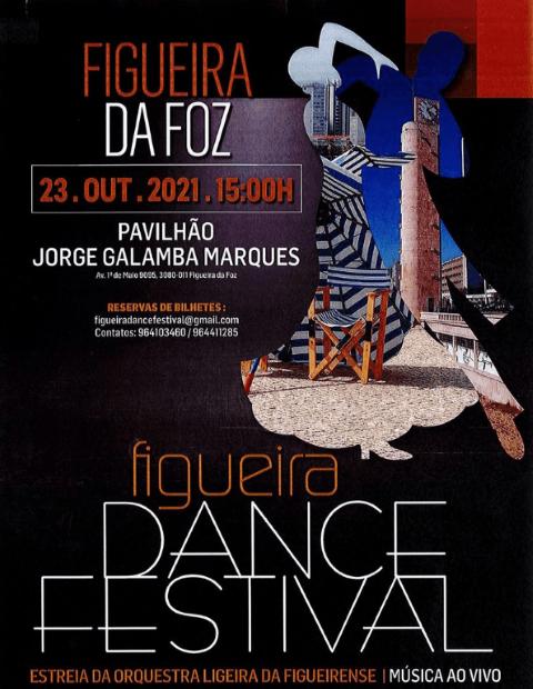 """Mais um evento a não perder: O """"Figueira Dance Festival"""""""