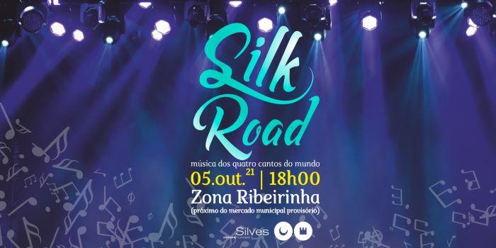 SILK ROAD ATUA NA ZONA RIBEIRINHA DE SILVES A 5 DE OUTUBRO