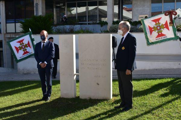Ansião inaugura Monumento em Homenagem aos Ex-Combatentes