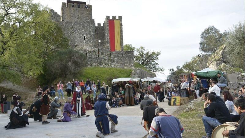 Castelo de Pombal regressa à Idade Média com nova edição do Mercado Medieval