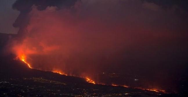 Espanha | La Palma regista sismo de 4,6, a maior magnitude desde o início da erupção